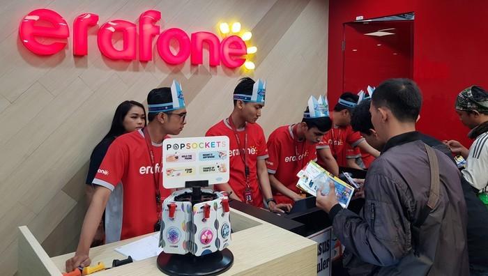 Erafone 3.0 Megastore Counter