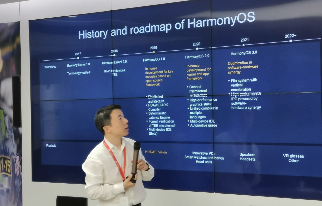HarmonyOS Feature