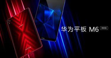 Huawei MediaPad M6 Turbo Feature