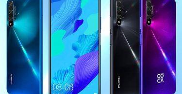 Huawei Nova 5T Feture
