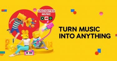 Indosat Ooredoo Unlimited Music Feature