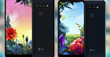 LG K50S dan K40S Feature