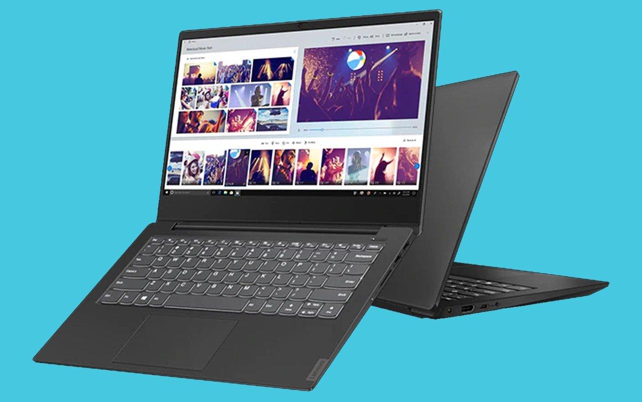 Laptop IdeaPad S340 Header