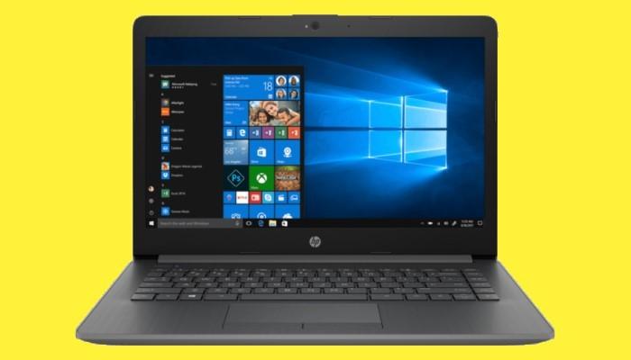 Laptop Untuk Anak Sekolah - HP 14-CK0009TU
