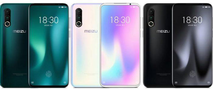 Meizu 16s Pro All