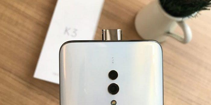 Kelebihan dan Kekurangan OPPO K3 Kamera Depan