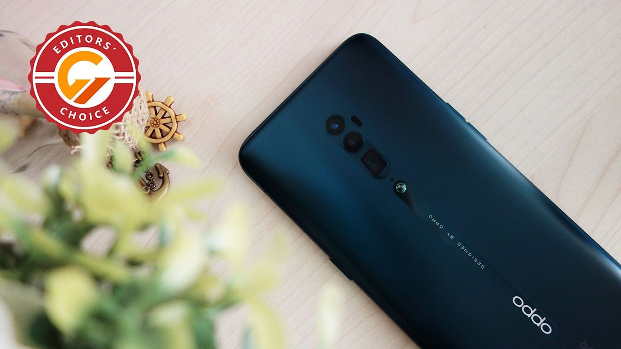 OPPO Reno 10x Zoom - Editors Choice