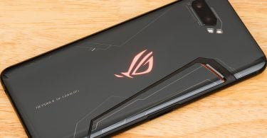 ROG Phone 2 Feature Back