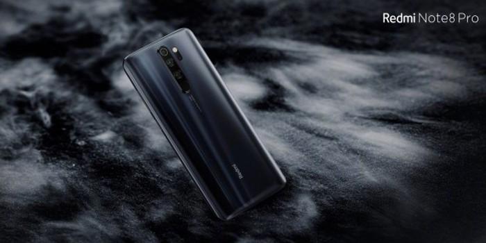 Redmi Note 8 Pro Black