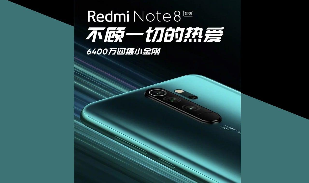 Redmi Note 8 Pro Poster
