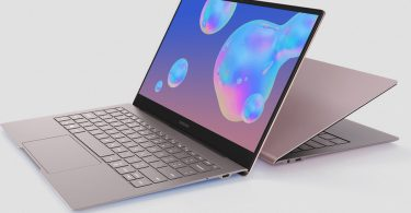 Samsung Galaxy Book S Feature