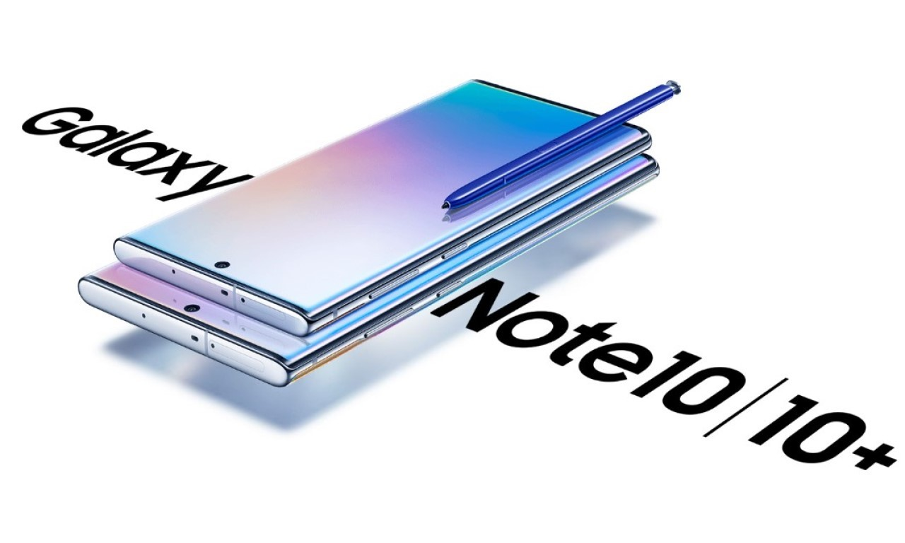 Samsung Galaxy Note 10 Vs Note 10 Plus Header