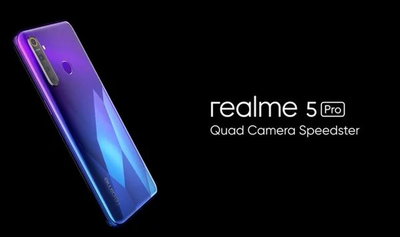 realme 5 Pro Feature