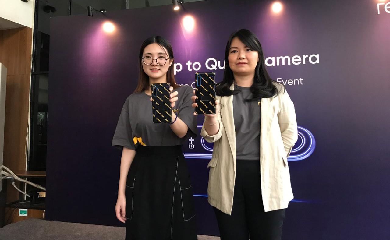 realme Quad Camera 64MP Indonesia Leak