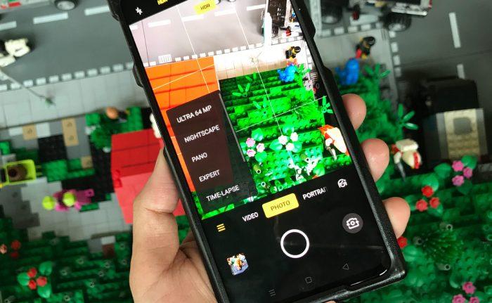 realme Quad Camera 64MP Ultra 64MP