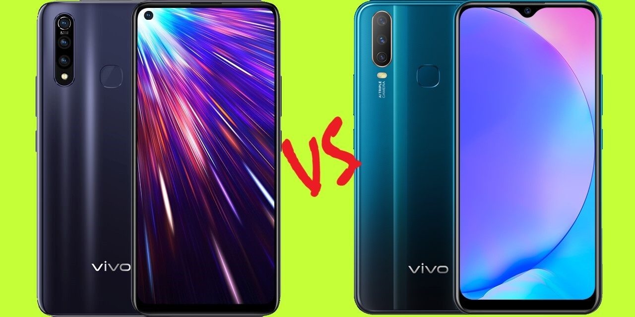 vivo Z1 Pro vs vivo Y17 Header