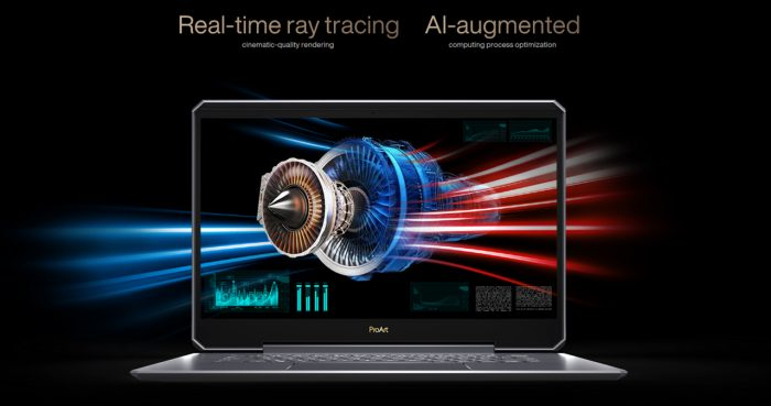 ASUS ProArt StudioBook One RTRT