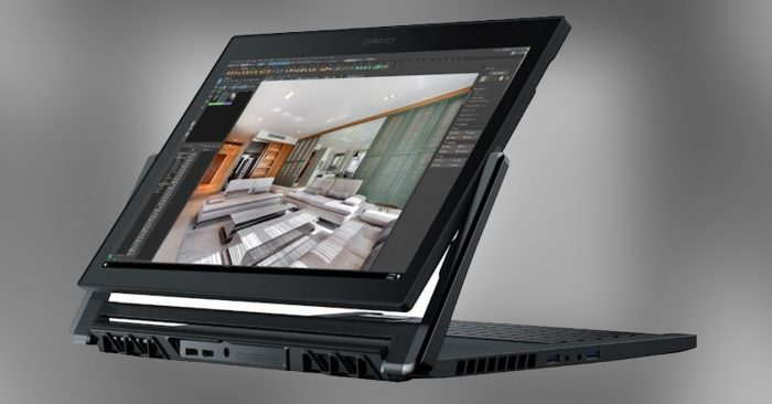 Acer ConceptD 9 Pro Front