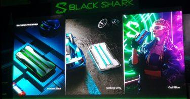 Black Shark 2 Pro Launch Variant Header
