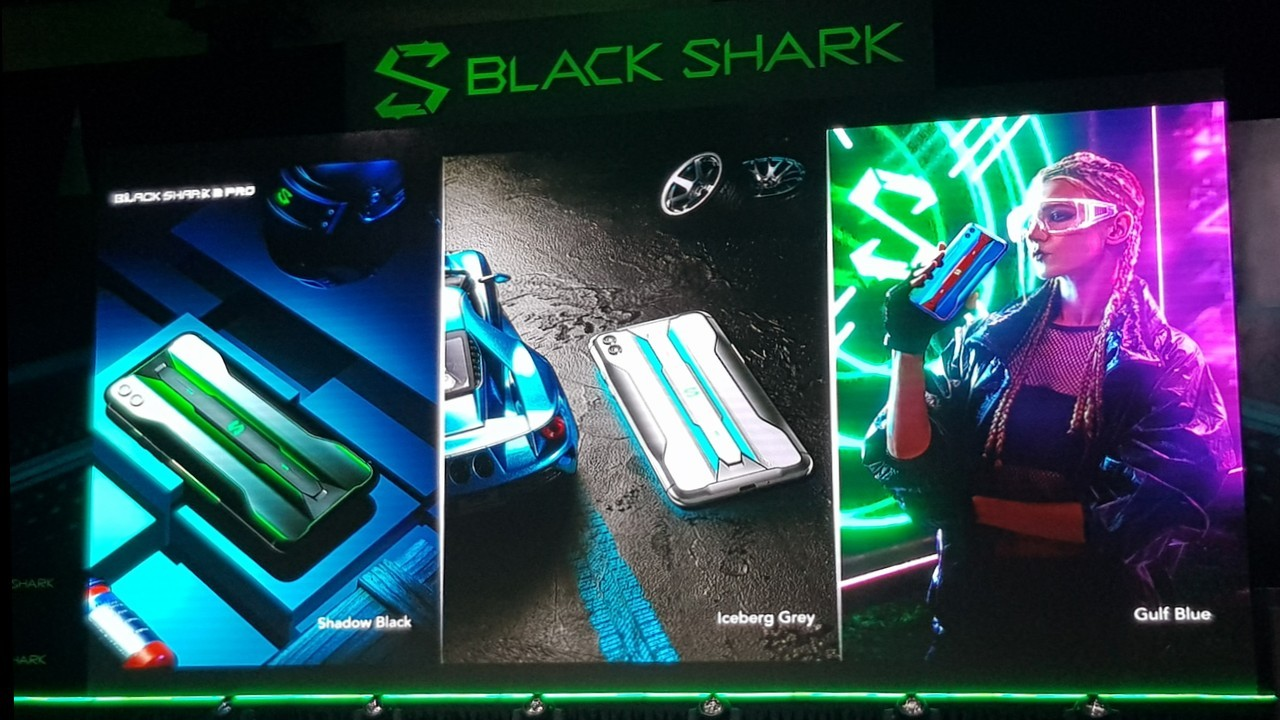 Black Shark 2 Pro Launch Variant Header