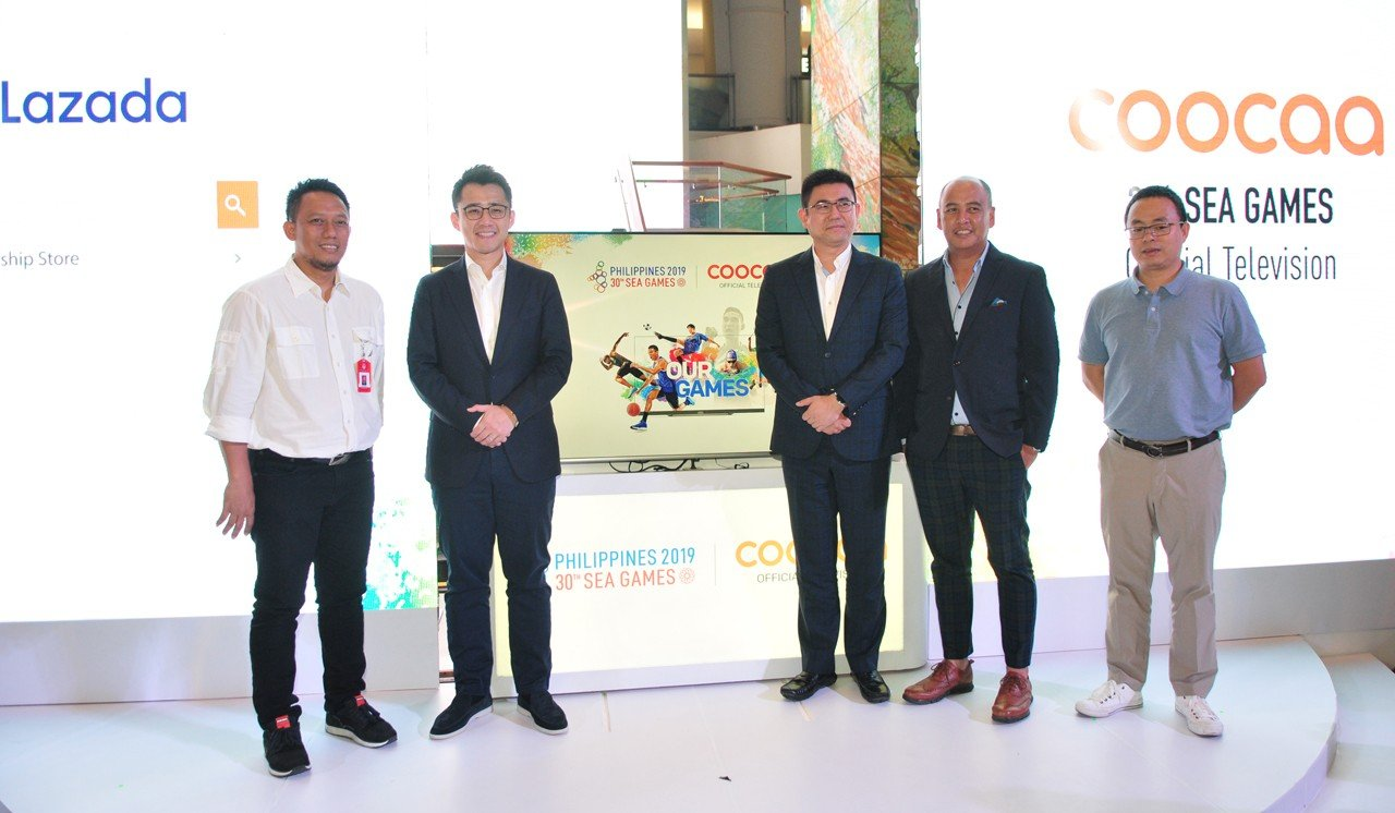 Coocaa SEA Games Feature