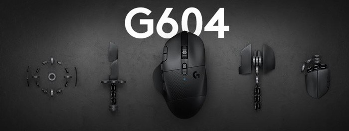 G604 LIGHTSPEED Wireless Banner