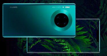 Huawei Mate 30 Pro Green