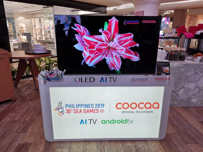 Smart TV Android Coocaa