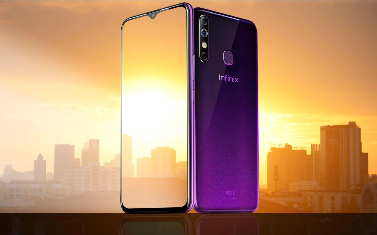 Infinix Hot 8 Feature