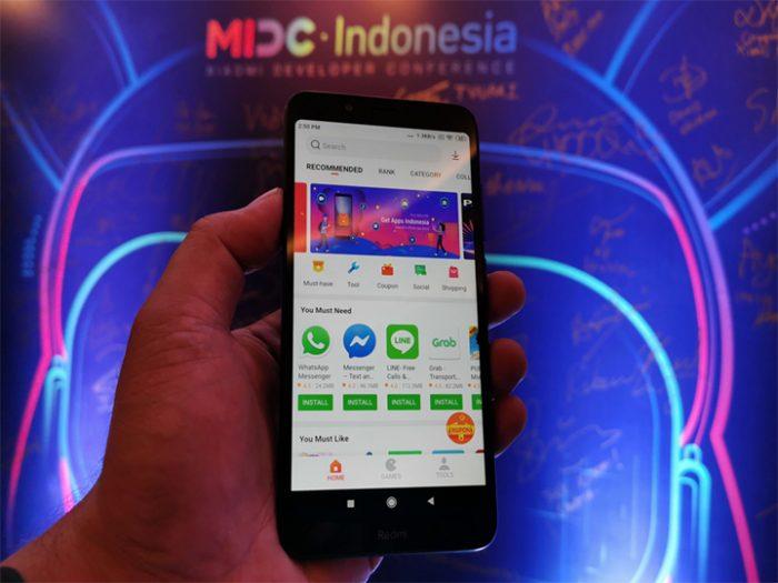 MIDC indonesia GetsApp