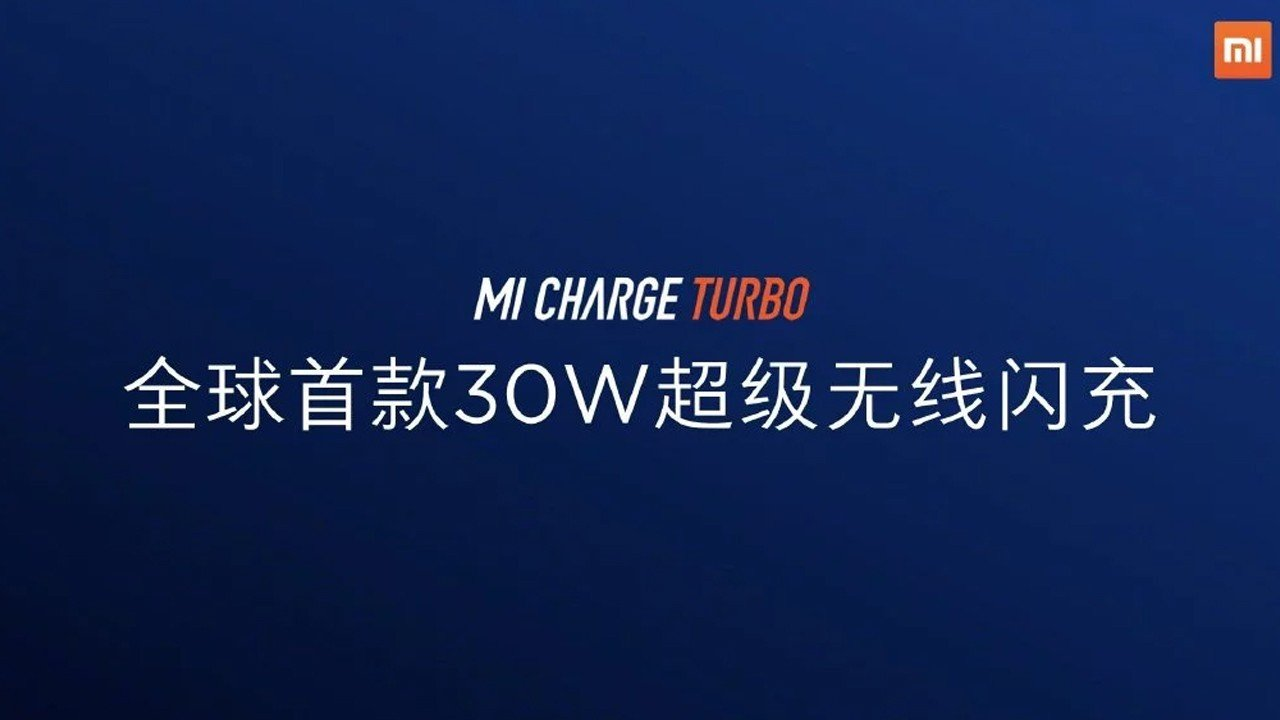 Mi Charge Turbo 30W Feature