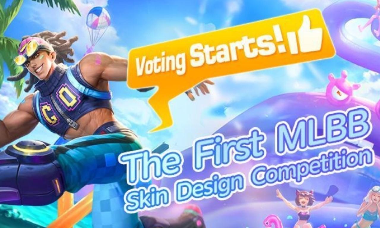 Mobile Legends Skin Design Header