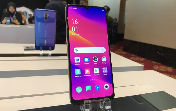 OPPO A5 2020 Display