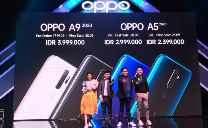 OPPO A5 A9 2020 Price