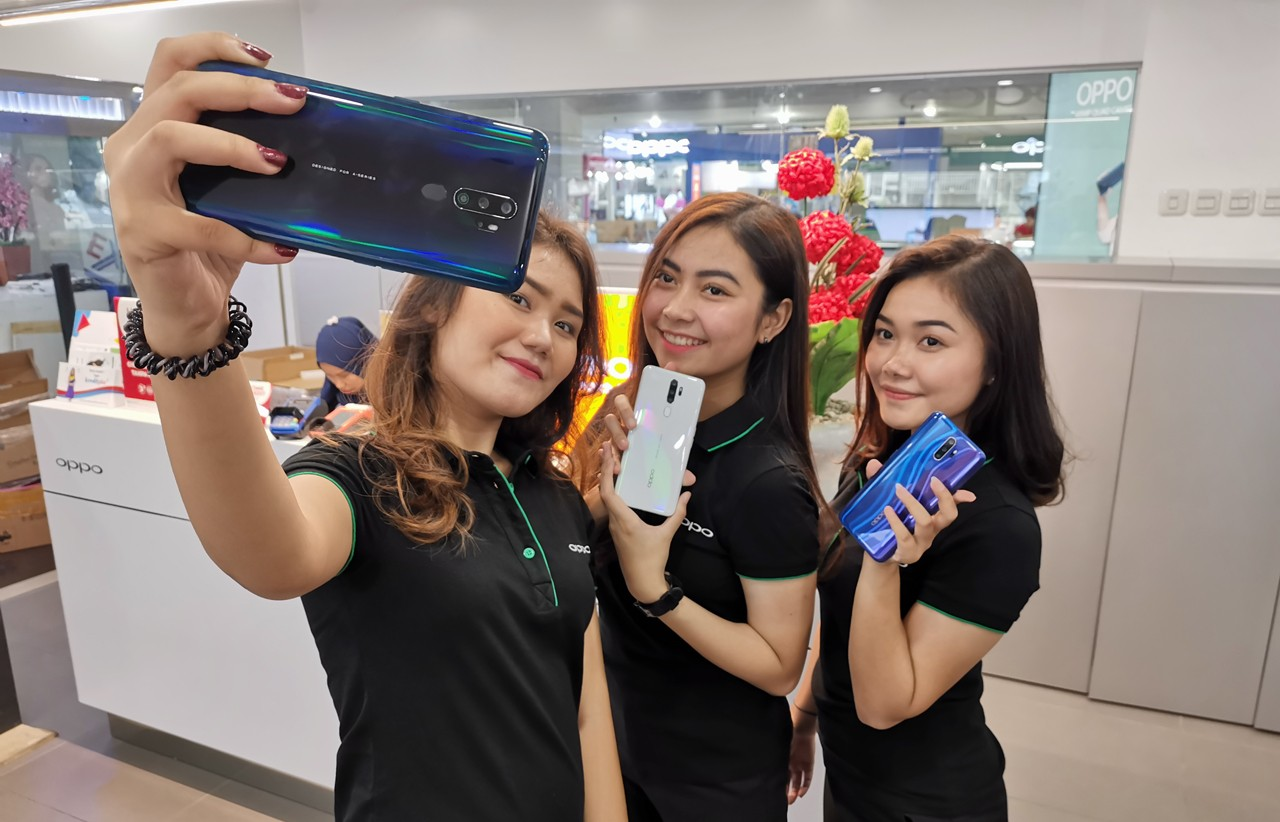 OPPO A9 2020 SPG