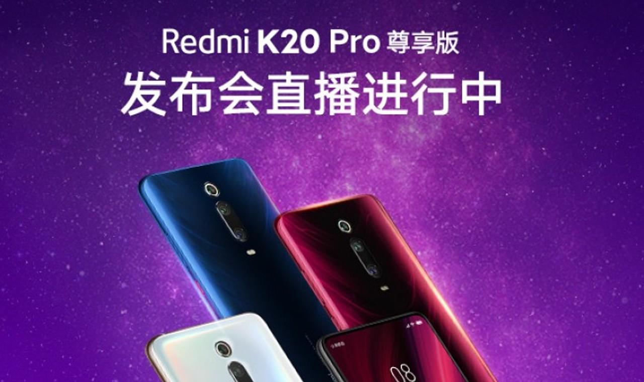 Redmi K20 Pro Premium Feature