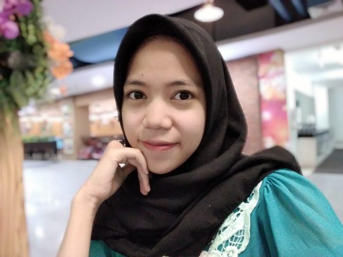 Redmi7A-SelfieBokeh