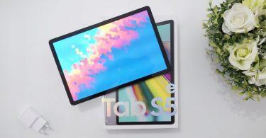 Review Samsung Galaxy Tab S5e Header