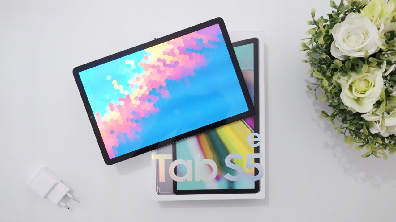 Review Samsung Galaxy Tab S5e Header