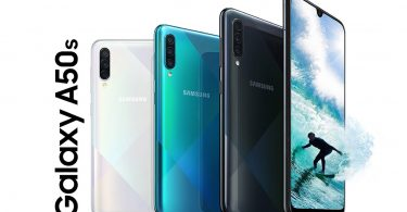 Samsung Galaxy A50s Featurez