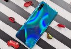 Samsung Galaxy A50s back