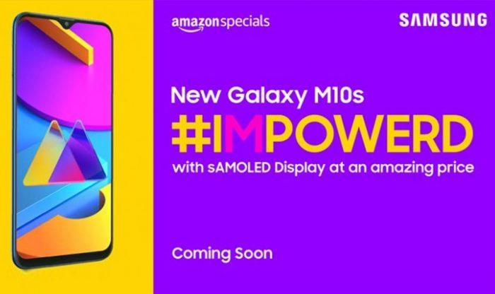 Samsung Galaxy M10s Leak