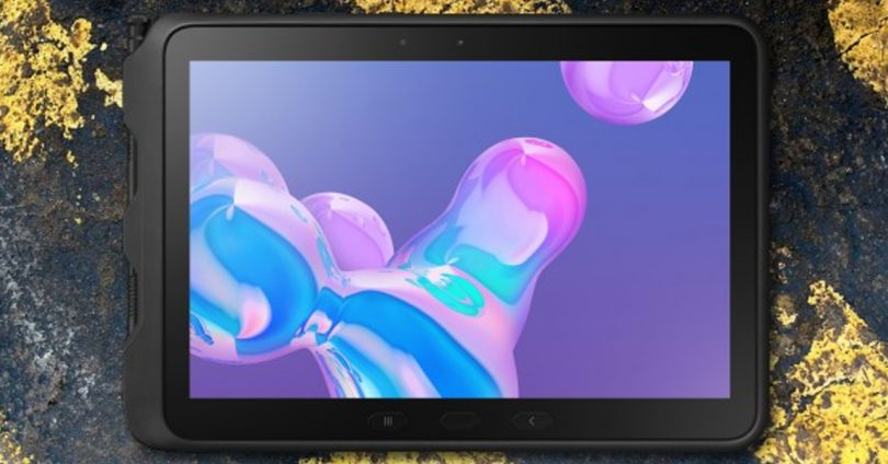 Samsung Galaxy Tab Active Pro Feature