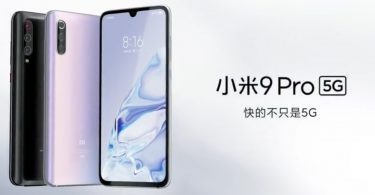 Xiaomi Mi 9 Pro Feature