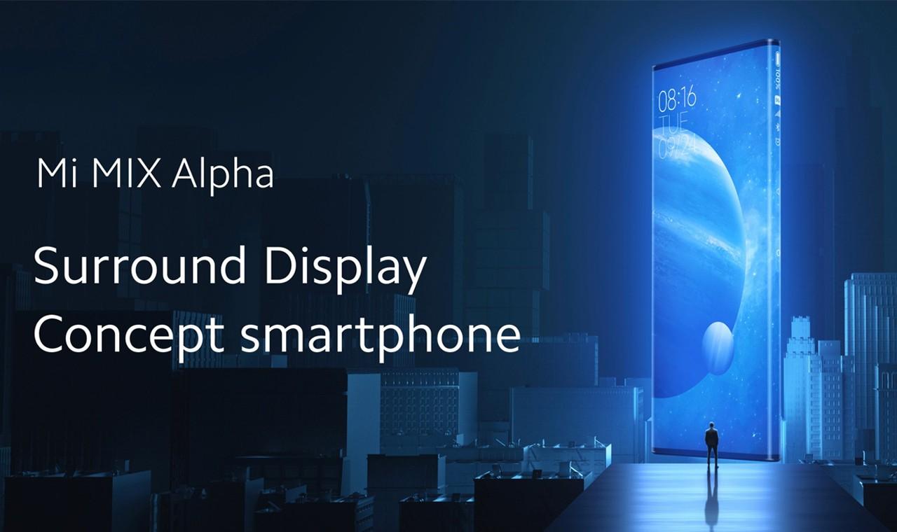 Xiaomi Mi MIX Alpha Feature