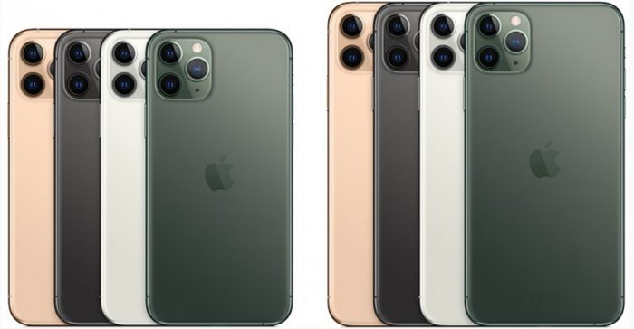iPhone 11 Pro Compare