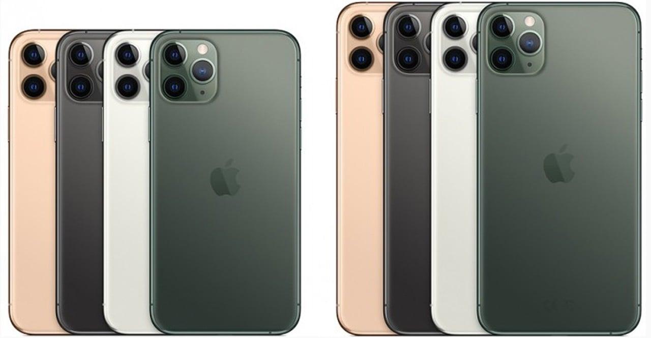 iPhone 11 Pro Compare