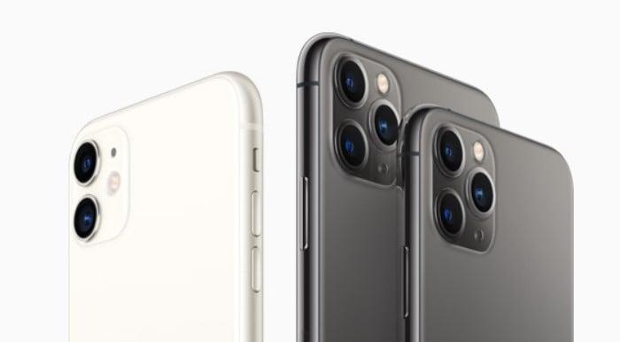 iPhone 11 VS iPhone 11 Pro VS iPhone 11 Pro Max Camera