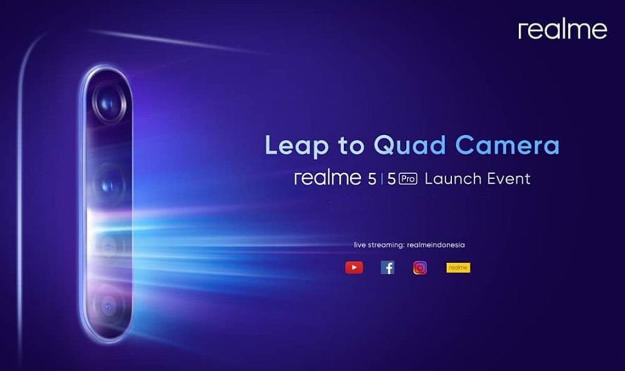 realme 5 pro launch feature