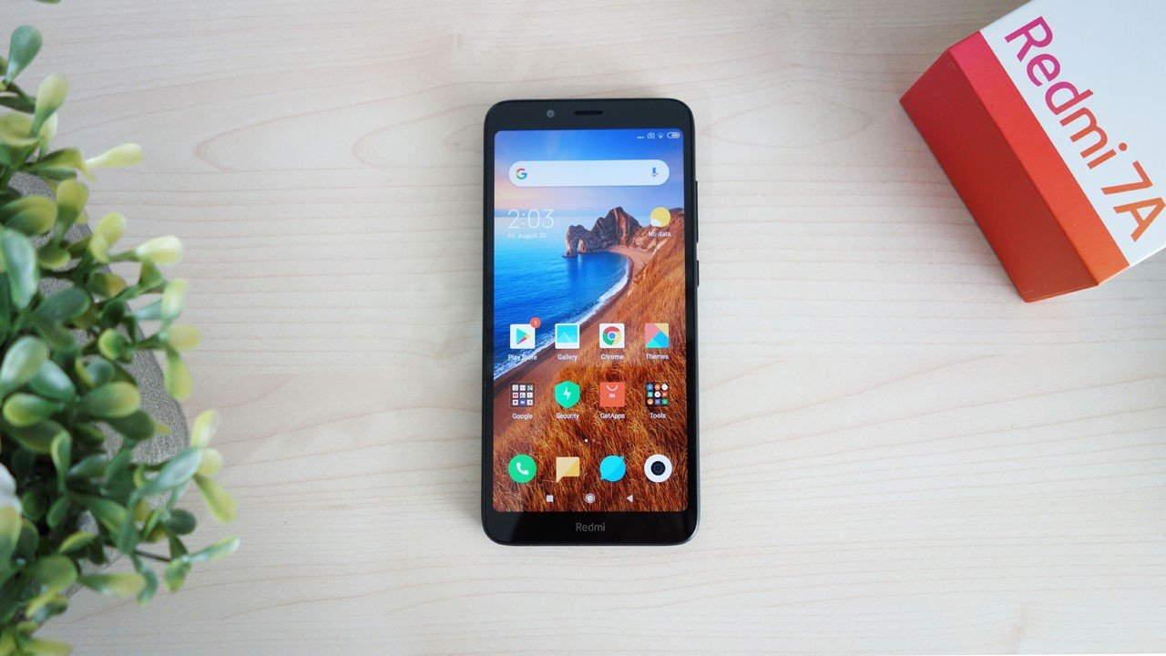 Review Redmi 7A Header
